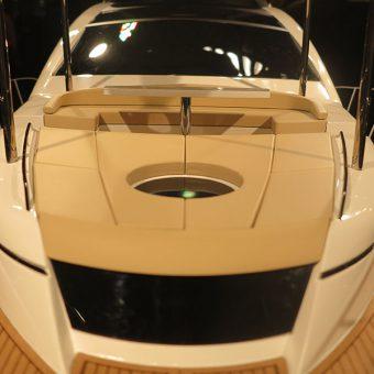 Intermarine apresenta novo barco de 80 pés em coquetel em São Paulo