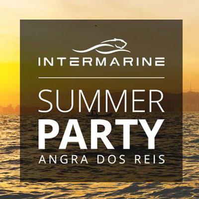 Intermarine celebra o verão com clientes e amigos