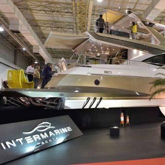 Super embarcações estão no São Paulo Boat Show