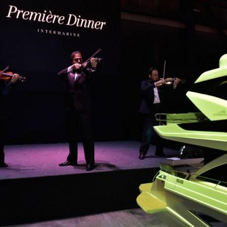 Intermarine Première Dinner