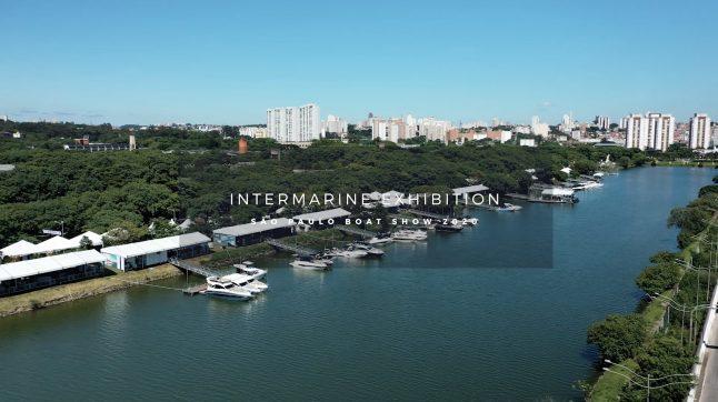 Intermarine Exhibition no São Paulo Boat Show 2020